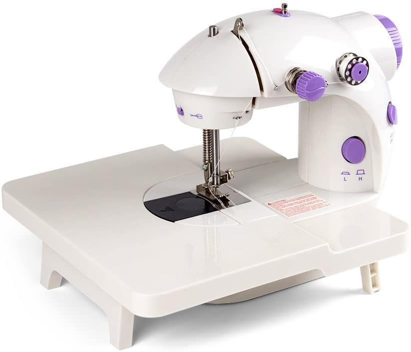Haitral Mini Sewing Machine with Extension Table